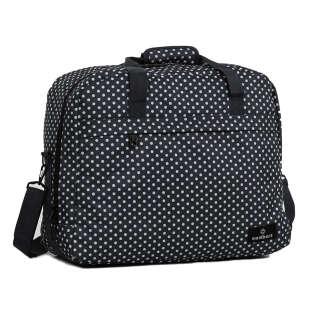 Сумка дорожная Members Essential On-Board Travel Bag 40 Black Polka, Members (UK)