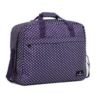 Сумка дорожня Members Essential On-Board Travel Bag 40 Purple Polka