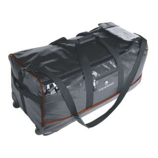 Сумка дорожная на колесах Ferrino Cargo Bag 100 Black, Ferrino (Italy)