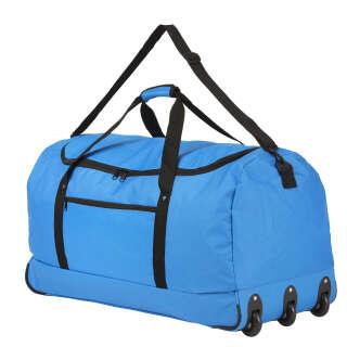 Сумка дорожная на колесах TravelZ Wheelbag 100 Blue, Travelz (Netherlands)