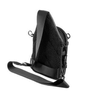 Сумка-кобура для прихованого носіння зброї 9TACTICAL Piligrim MINI MH [019] Black, 9
