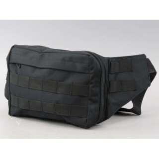 Сумка-кобура пистолетная поясная HIP BAG, [019] Black, Sturm Mil-Tec®