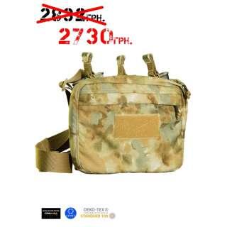 Сумка командирська бойова M.U.B.S.CCB (Commander Combat Bag), [1170] Covert Arid Camo Pat. D 697,319, P1G-Tac