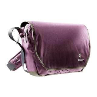 Сумка на плече Deuter Carry Out, aubergine-brown