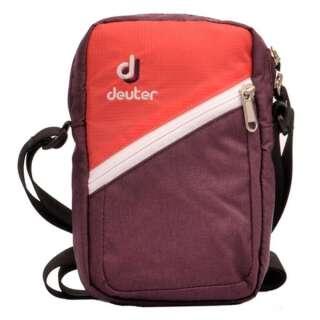 Сумка на плечо Deuter Escape I колір 5554 aubergine-coral (4800017 5554)