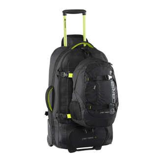 Сумка-рюкзак на колесах Caribee Fast Track 75 Black, Caribee (Australia)