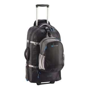 Сумка-рюкзак на колесах Caribee Fast Track 75 VI Black, Caribee (Australia)