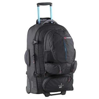 Сумка-рюкзак на колесах Caribee Sky Master 70 Black, Caribee (Australia)