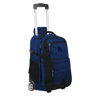 Сумка-рюкзак на колесах Granite Gear Haulsted Wheeled 33 Midnight Blue/Black, Granite Gear (USA)