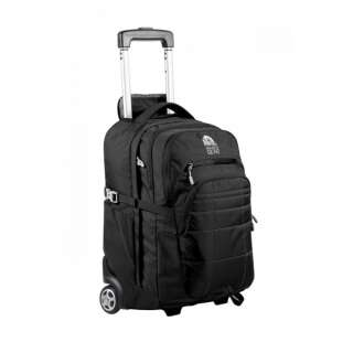 Сумка-рюкзак на колесах Granite Gear Trailster Wheeled 40 Black, Granite Gear (USA)