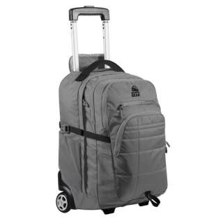 Сумка-рюкзак на колесах Granite Gear Trailster Wheeled 40 Flint/Black, Granite Gear (USA)