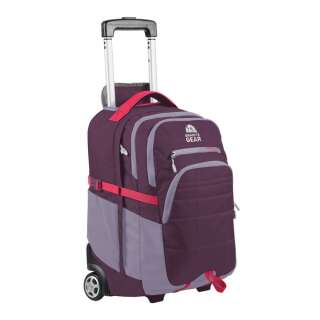 Сумка-рюкзак на колесах Granite Gear Trailster Wheeled 40 Gooseberry/Lilac/Watermelon, Granite Gear (USA)
