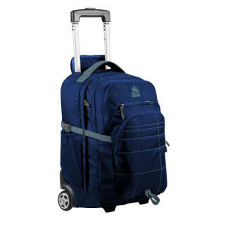 Сумка-рюкзак на колесах Granite Gear Trailster Wheeled 40 Midnight Blue/Rodin, Granite Gear (USA)