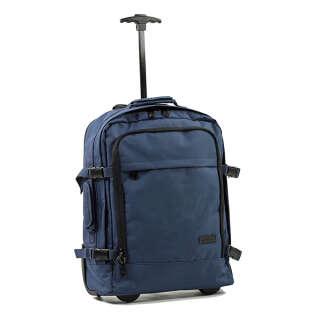 Сумка-рюкзак на колесах Members Essential On-Board 33 Navy, Members (UK)
