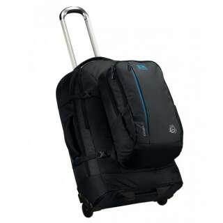 Сумка-рюкзак на колесах Vango Exodus 60 + 20 Grey/Blue, Vango (UK)