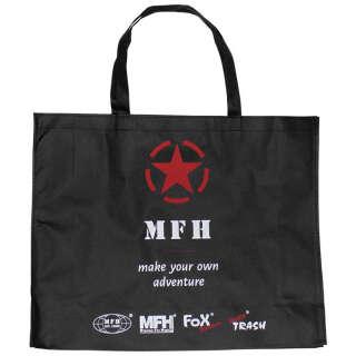 Сумка с логотипом MFH, 50 x 40 x 15 см (Black) – (Max Fuchs)