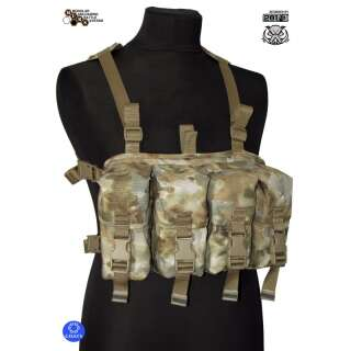 Сумка транспортно-боевая M.U.B.S.ARCB (Assault Rifle Combat Bag), [1170] Covert Arid Camo Pat. D 697,319, P1G