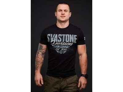 SvaStone футболка DVSN Black