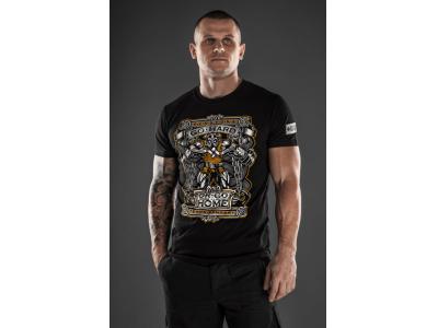 SvaStone футболка Go Hard чорна