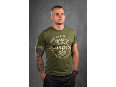 SvaStone футболка Karpaty олива