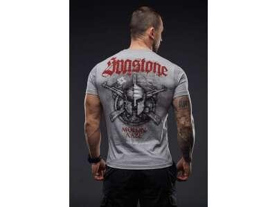 SvaStone футболка Molon Labe Gray