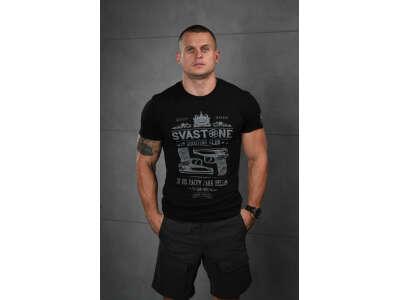 SvaStone футболка Para Bellum черная