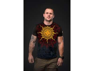 SvaStone футболка Sol Invictus