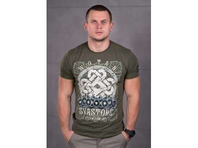 SvaStone футболка W.O.T.A.N.