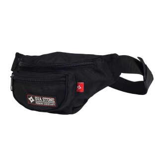 SvaStone сумка-пояс черная
