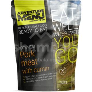 Свинина з кмином Adventure Menu 100% Pork with cumin (AM 613)