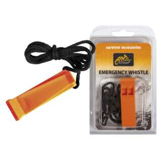 Свисток Emergency Whistle, Orange, Helikon-Tex