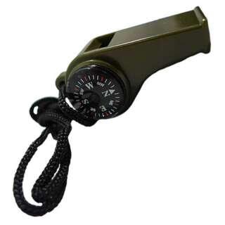 Свисток з компасом і термометром (Olive), Mil-tec