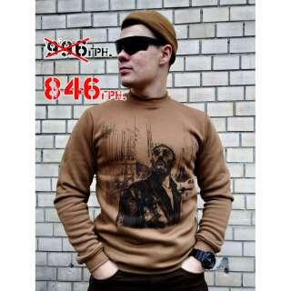 Світшоти зимовий WS- Loner (Winter Sweatshirt Loner Spirit), [1174] Coyote Brown, P1G-Tac