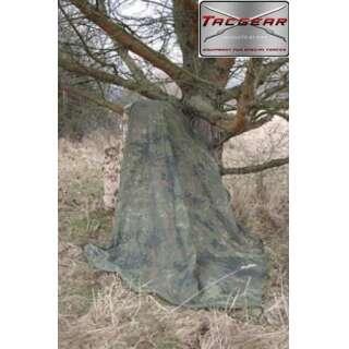TacGear сетка маскировочная 1,5х2м флектарн