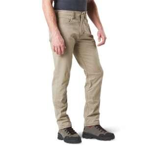 Тактичні штани 5.11 Defender-Flex Slim (джинсовий крій), [070] Stone, 5.11 ®