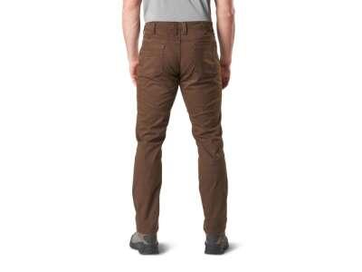 Тактические брюки 5.11 Defender-Flex Slim (джинсовый крой), [117] Burnt, 5.11