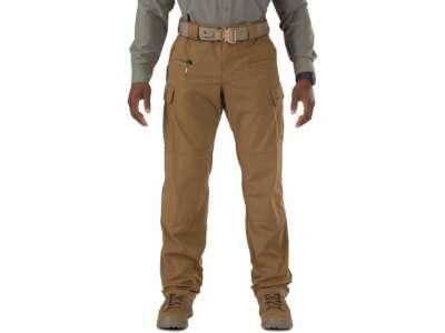 Тактические брюки 5.11 Stryke w/ Flex-Tac, [116] Battle Brown, 5.11