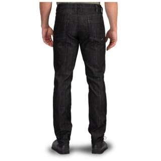 Тактичні джинсові штани 5.11 Defender-Flex Slim Jean, [019] Black, 5.11 ®