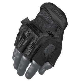 Тактичні рукавички Mechanix M-Pact Fingerless (Black)