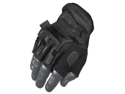 Тактические перчатки Mechanix M-Pact Fingerless (Black)