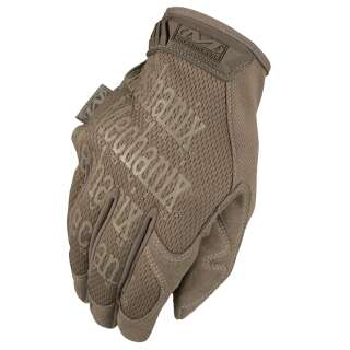 Тактические перчатки Mechanix Original (Coyote)