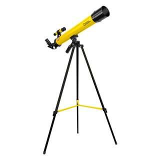Телескоп National Geographic 50/600 Refractor AZ Yellow, National Geographic (USA)