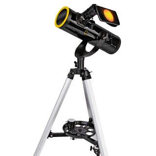 Телескоп National Geographic 76/350 AZ Solar, National Geographic (USA)