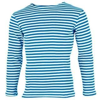 Тільняшка десантна c довгим рукавом ВДВ (зимова), [тисяча сто п'ятьдесят-дев'ять] Синій, Інші