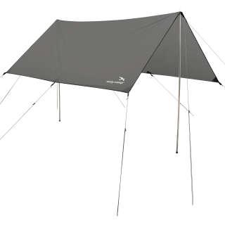 Тент Easy Camp Tarp 3 x 3 m Granite Grey (120328)