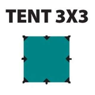 Тент Tramp 3 х 3, TRAMP