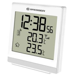 Термометр Bresser Temeo SQ White (7004400GYE000), Bresser (Germany)