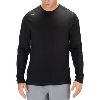 Термореглан 5.11 RANGE READY MERINO WOOL LONG SLEEVE, [019] Black, 44140