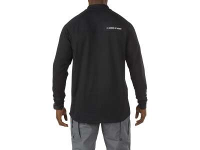 Термореглан 5.11 SUB Z QUARTER ZIP, [019] Black, 5.11
