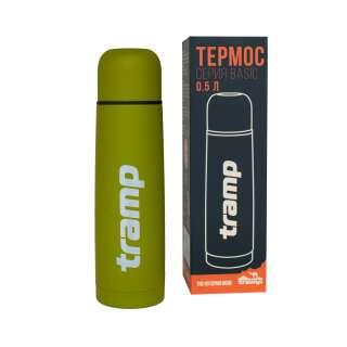 Термос Tramp Basic олива 0,5л
